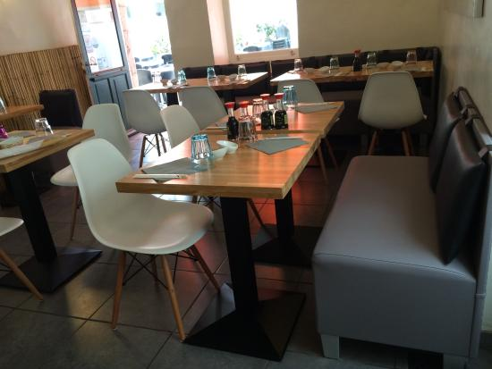 Hoso Sushi : Nouvelle ambiance