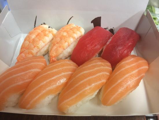 Hoso Sushi : Formule déjeuner numero 3