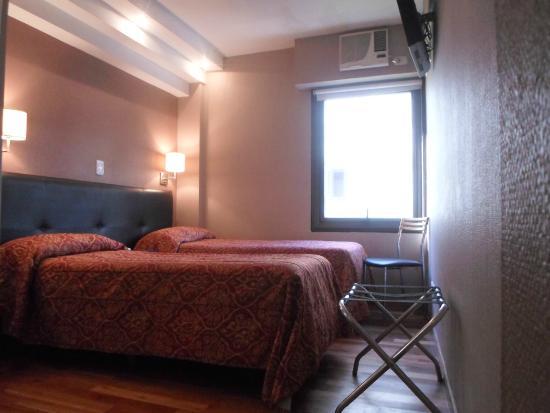 Hotel Comfort Baires: Habitación Twin.