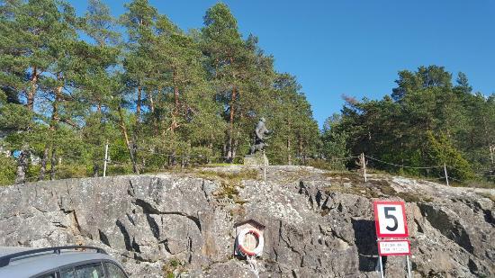 Коммунат Оппегард, Норвегия: Roald Amundsens hjem