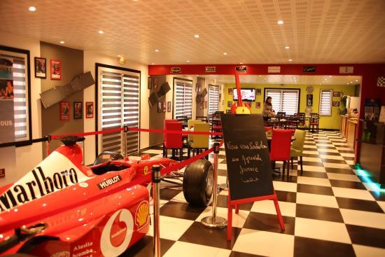 The Bar    Reception Area