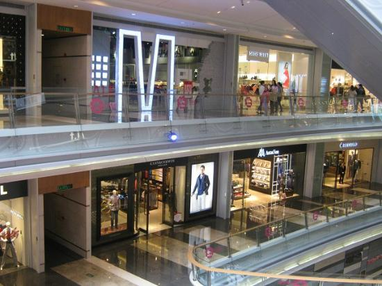 Kk Mall Inside Picture Of Kingkey 100 Shenzhen