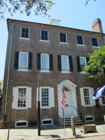 Heyward-Washington House : Street View