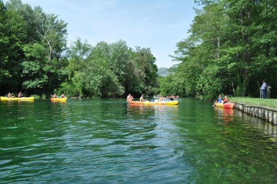 Canoe Evasion