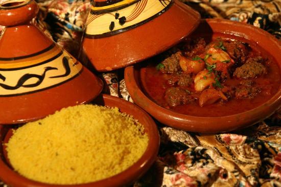 Veranda besides the sea picture of biankini moroccan for About moroccan cuisine