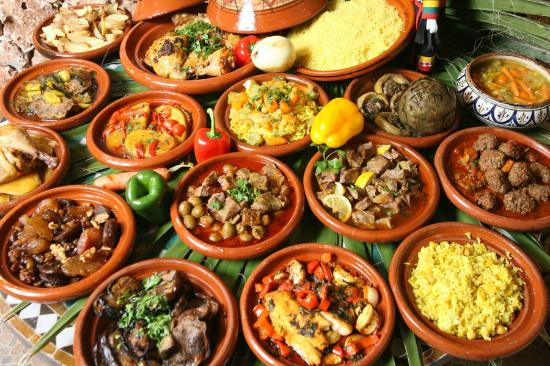 Image gallery moroccan cuisine for Authentic moroccan cuisine
