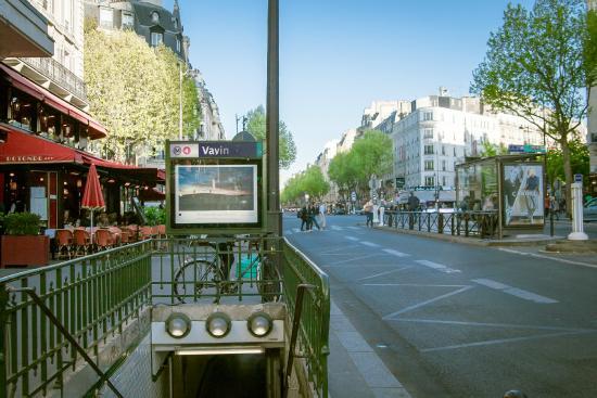 Jardin Le Brea Hotel Paris