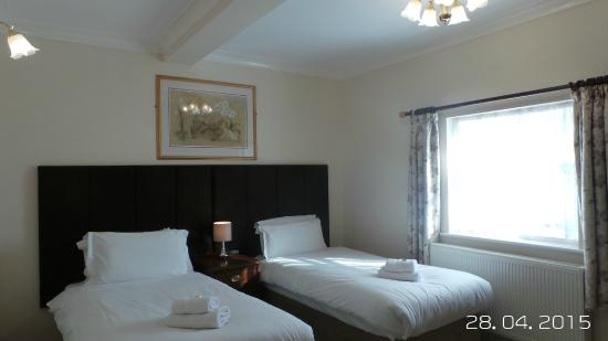 Vernon Guesthouse: Twin Room