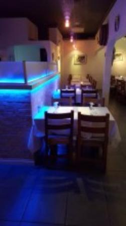 Taverna Gorgona: Interiors