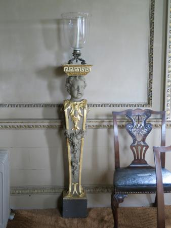 Rievaulx Terrace and Temples : Temple Candle Holder