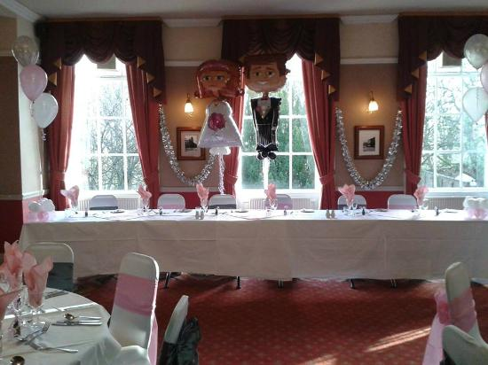 The Mount: Top Table