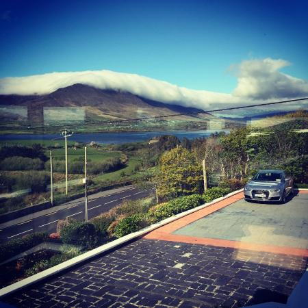View from Room 2 - Iveragh Heights