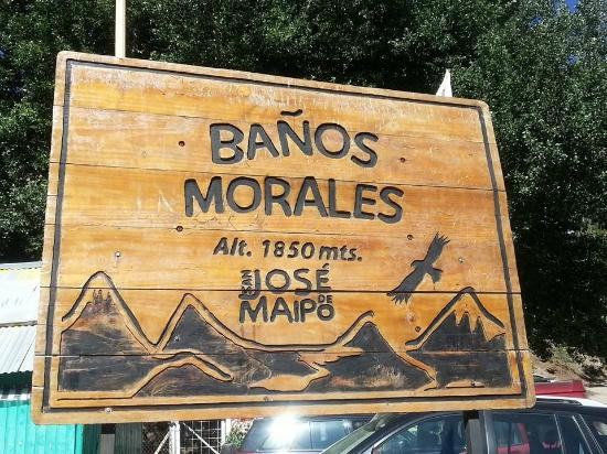 Baños Azules Cajon Del Maipo: : fotografía de Cajón del Maipo, San José de Maipo – TripAdvisor