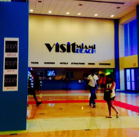 Miami Beach Convention Center: Great Venue