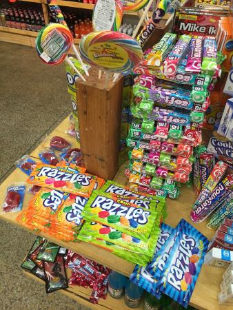 Classic candy! - Picture of Rocket Fizz - Soda Pop & Candy