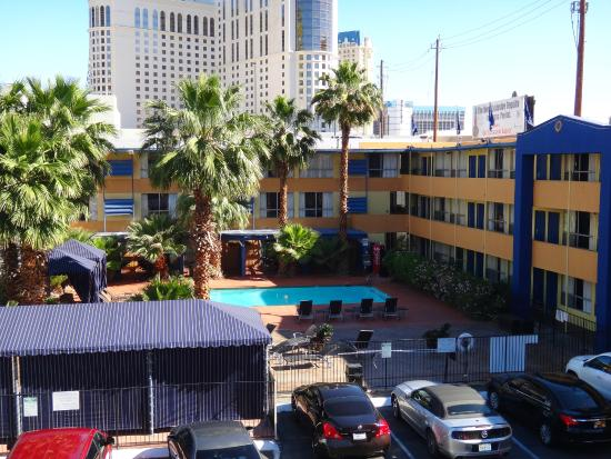Las vegas south strip travel lodge