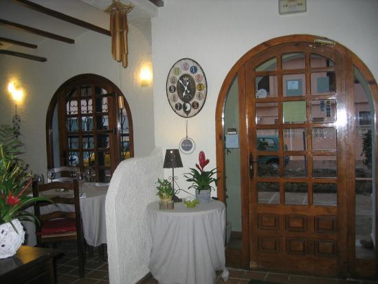 El Viejo Almacen del Albir: ENTRADA