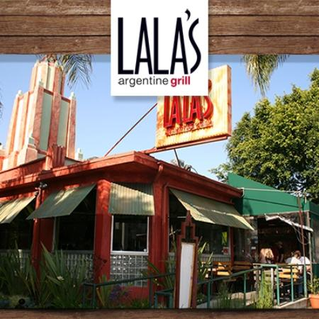 Photo of Argentinian Restaurant Lala's at 7229 Melrose Ave, Los Angeles, CA 90046, United States