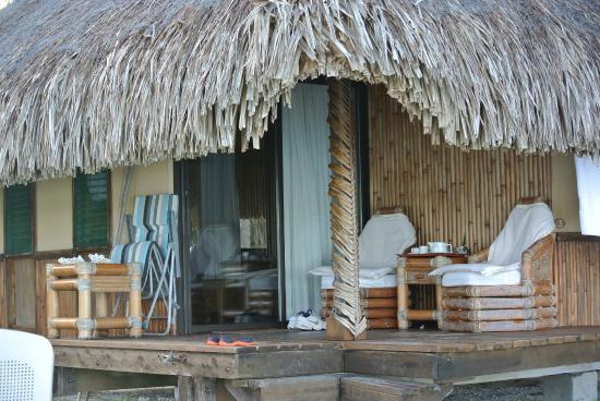Eden Beach Hotel Bora Bora: bungalow 3