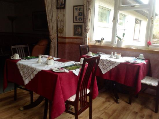 Sonas Bed and Breakfast: Sonas B and B Fort Augustus