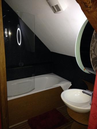 La Chatellerie du Schoebeque: Salle de bain