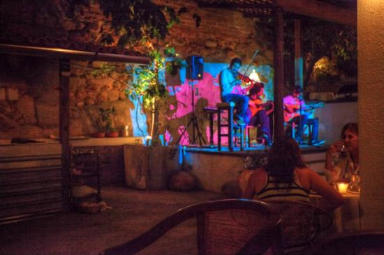 El Patio De Mi Casa: Jazz On The Terrace