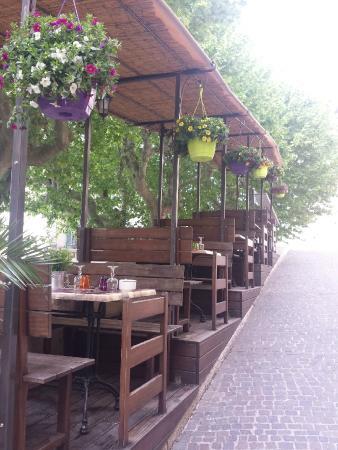 Restaurant c t terrasse fayence restaurant avis for Cote terrasse