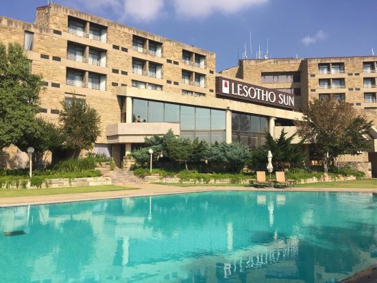 AVANI Lesotho Hotel & Casino: Lesotho Sun Hotel