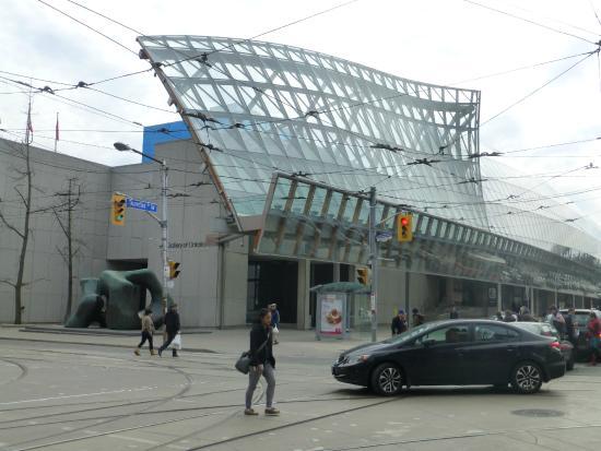 Galería De Arte De Ontario En Toronto: Picture Of The AGO, Art Gallery Of Ontario, Toronto