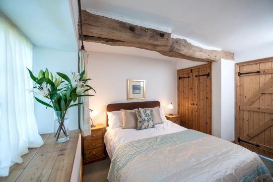 South Torfrey Farm: Mulberry with en suite shower room