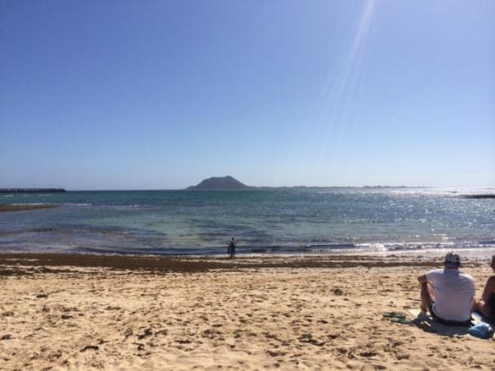 Galera Beach Resort : A beach
