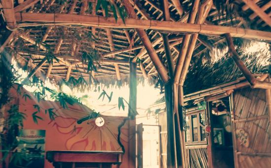 Sol Inn : Sala de juegos