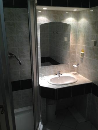 Hotel SOREA TRIGAN: Kúpeľňa