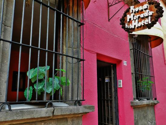 Photo of Hotel Rosa Morada Tlaquepaque
