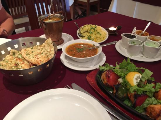 Cuyahoga Falls Indian Food