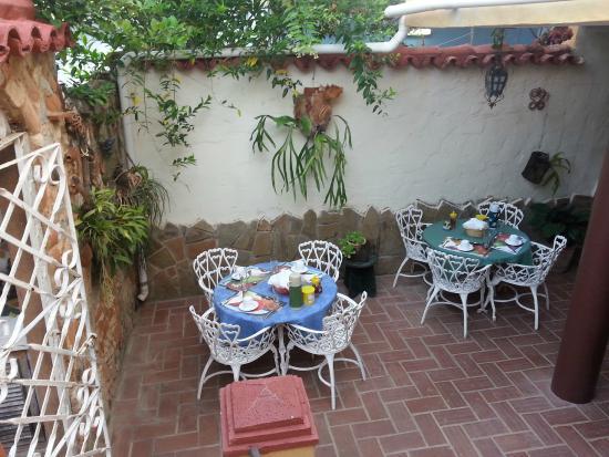 Casa Marla y Fernando: salle à manger