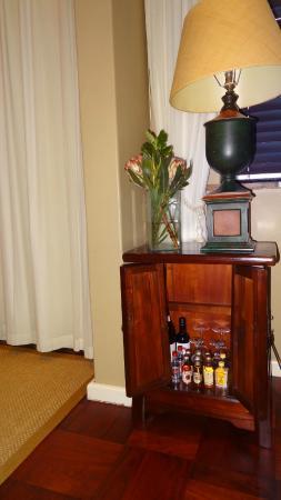 แคมป์สเบย์, แอฟริกาใต้: Mini Bar