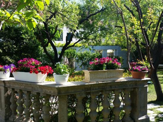 Villa Giardino: Mai 2015 la villa oû tout est charmant et magnifiquement entretenu.