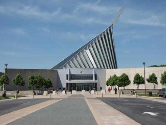 Hampton Inn Stafford/Quantico & Conference Center: Marine Corps Museum Just North of Hotel