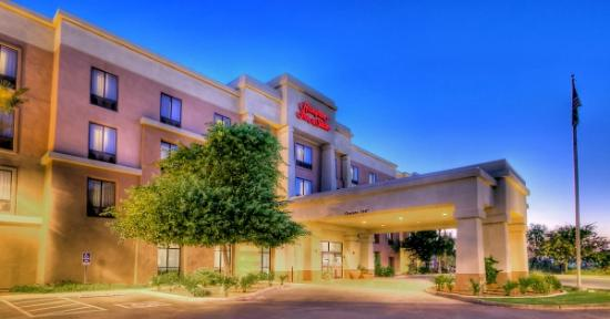Hampton Inn & Suites Yuma: Exterior
