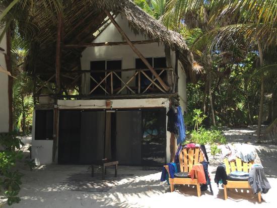 Playa Xcanan Cabanas Tulum : Cabana