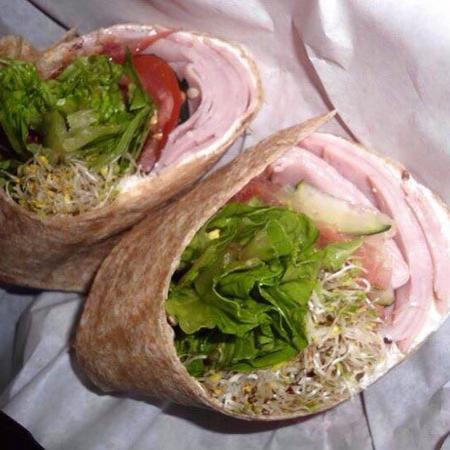 Nogales, Аризона: Bacon Wrap!