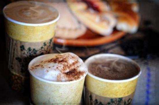 Nogales, AZ: Mexican Mocha Latte!