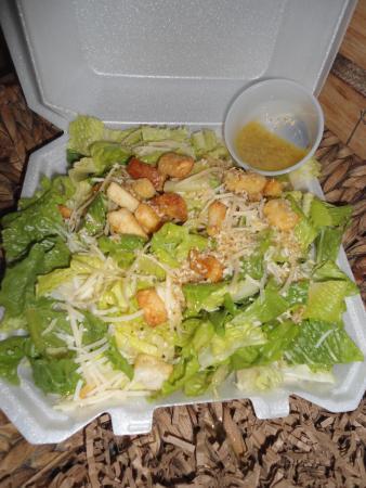 Nogales, AZ: Caesar Salad!