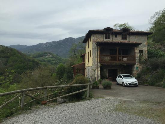Hotel Posada del Valle: Outside of Posada