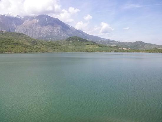 Lago Sant'Angelo: Profilo del Lago