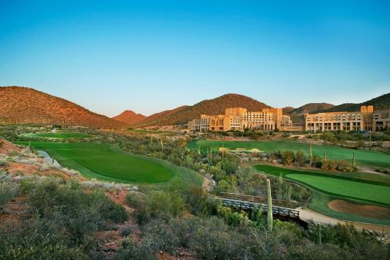 JW Marriott Tucson Starr Pass Resort & Spa: Resort Daytime
