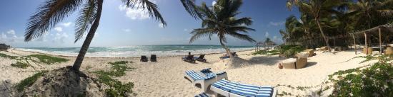 Playa Xcanan Cabanas Tulum: Panorama 2