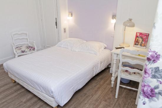 Ousse, France : chambre