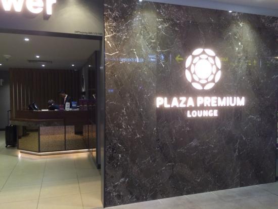 Plaza Premium Lounge (gateway@klia2)